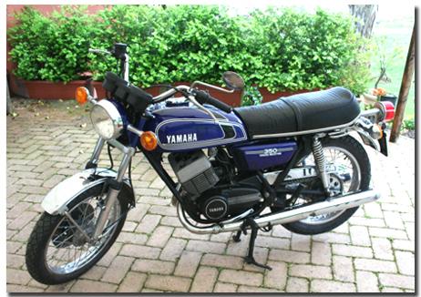 Yamaha Rd Aircooled Club